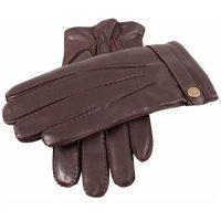 Dents-Mens-Leather-Gloves-Brown-Rabbit-Fur-Lining-5-1518