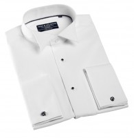 Hunt & Holditch Marcella Dress Shirt Wing Collar