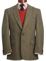 Harris Tweed Taransay Classic Sports Jacket