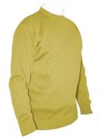 Franco Ponti Crew Neck Sweater - Lemon Yellow