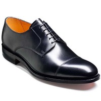 Barker Shoes - Epping Black Calf - Derby Style
