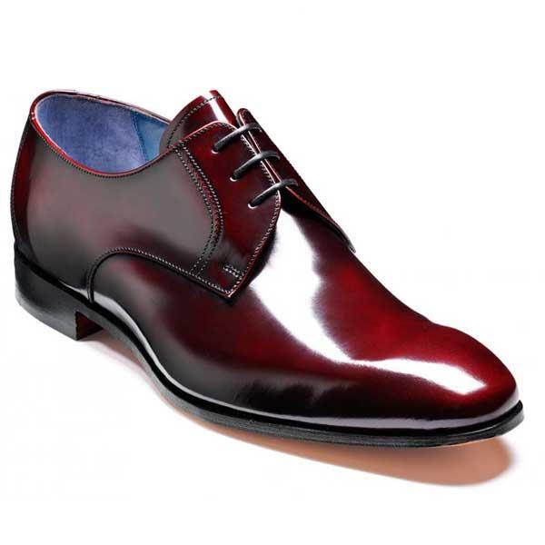 Barker Shoes Rutherford Black