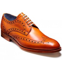 Barker Shoes - Thompson Cedar Calf - Brogue