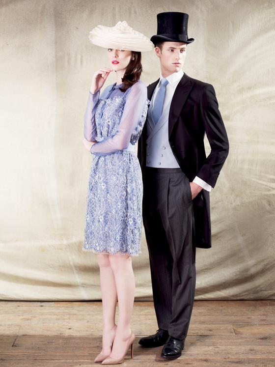 Get The Look: Gentlemen's Royal Ascot Dress Code - Top Hat & Tails