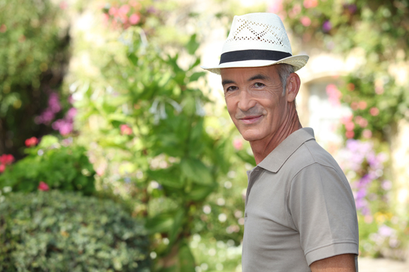 Get The Look: Summer Style - Panama Hat & Polo Shirt