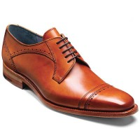 Barker Shoes - Blake Cedar Calf (Brown)