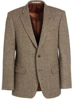 Magee Men's Dillon T2 Jacket - Tailored Herringbone Tweed