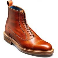 Barker Shoes - Dixon - Balmoral Style Boot - Cedar Grain