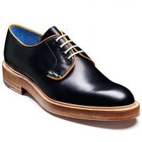 Barker Shoes - Fenwick - Derby Style - Black Calf
