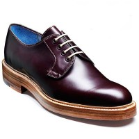 Barker Shoes - Fenwick - Derby Style - Brandy Cobbler