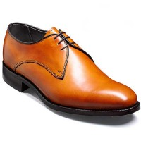 Barker Shoes - Pitlochry - Derby Style - Cedar Calf