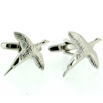 Soprano - Flying Pheasant Country Cufflink