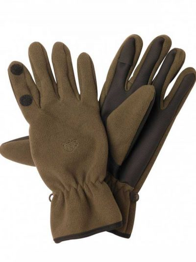 Alan Paine - Calshot Microfleece Shooting Gloves - Olive