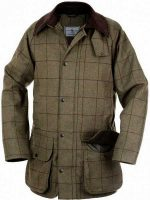 Alan Paine - Rutland Waterproof Shooting Coat - Lichen
