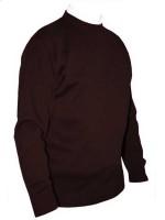Franco Ponti Crew Neck Sweater - Wine
