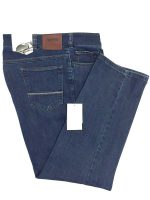 Meyer Jeans Stretch Denim - Durban 624 - Washed Blue