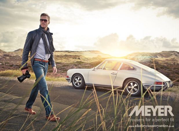 Get The Look: Quality Denim Jeans by Meyer