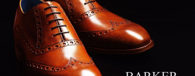 Get The Look: Men's Brouges – Grant by Barker Shoes
