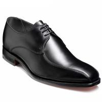 Barker Shoes - Tilbrook - Tramline Style - Black Calf
