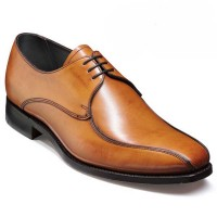 Barker Shoes - Tilbrook - Tramline Style - Cedar Calf