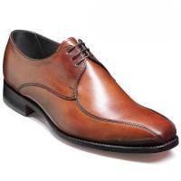 Barker Shoes - Tilbrook - Tramline Style - Walnut Calf