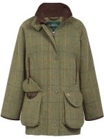Alan Paine – Ladies Compton Tweed Shooting Coat – Landscape