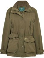 Alan Paine – Ladies Durham Waterproof Field Coat – Olive Green