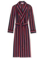 Derek Rose - Regimental RAF Cotton Stripe Dressing Gown