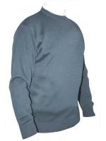 Franco Ponti Crew Neck Sweater - Azure