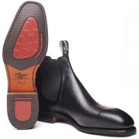 RM Williams Dynamic Flex Comfort Craftsman Boots - Black