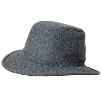 Tilley Hats - TTW2 Tec-Wool Tweed Hat - Grey