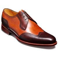 Barker Shoes - Weymouth - Walnut & Rosewood Calf