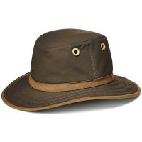 Tilley Hats - TWC7 Outback Medium Brim Hat - Olive