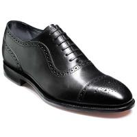 Barker Shoes - Warrington - Brogue - Black Calf