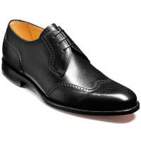 Barker Shoes - Weymouth - Black Calf / Fine Grain