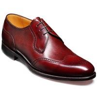 Barker Shoes - Weymouth - Cherry Calf / Grain