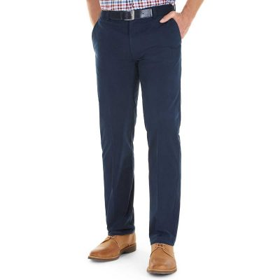Gurteen Trousers - Longford Summer Stretch Chinos - Navy