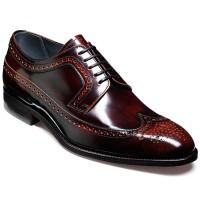 NEW!! Barker Shoes - Woodbridge Brogue - Brandy Polish