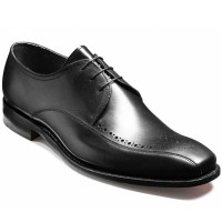 NEW!! Barker Shoes - Worthing - Black Calf