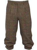 Alan Paine - Compton Tweed Breeks - Peat