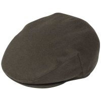 Alan Paine - Loden - Wool Cap - Olive