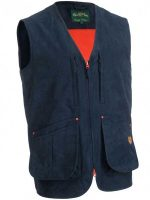 Alan Paine - Cambridge Waterproof Waistcoat - Navy
