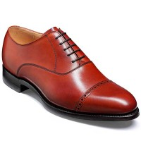 Barker Shoes - Burford - Oxford - Rosewood Calf