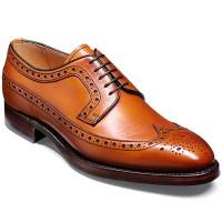 Barker Shoes - Calvay Country Brogue - Cedar Grain