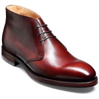 Barker Shoes - Orkney Chukka boot - Cherry Grain