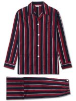 Derek Rose - Regimental RAF Cotton Stripe Pyjamas