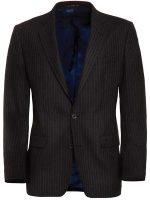 Magee Charcoal Chalk Stripe 2 Piece Suit