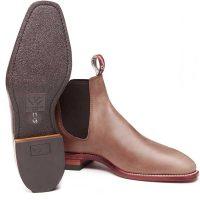 RM Williams - Comfort Craftsman Boots - Nutmeg