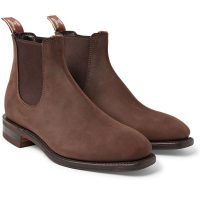 RM Williams **Limited Edition** Comfort Craftsman Chocolate Nubuck