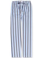 Derek Rose - Windsor Pure Cotton Stripe Lounge Trousers